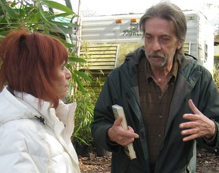 Gaye and Chris Cubic Foot Garden
