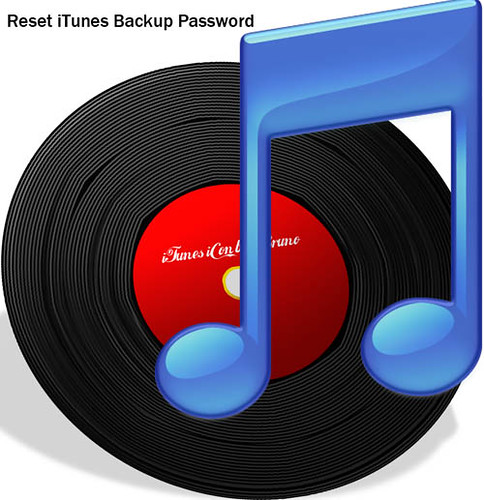 lost password to iTunes backup