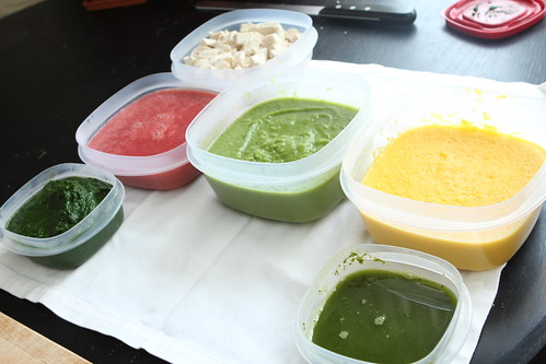 Baby Food Preparations