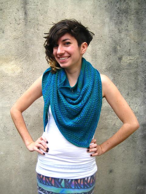 anteros shawl
