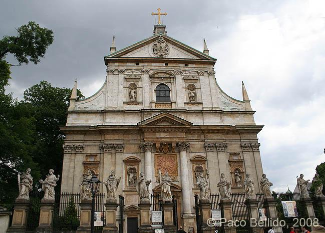 Iglesia de San Pedro y San Pablo. © Paco Bellido, 2008