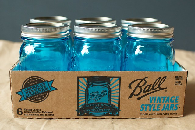 Ball Heritage Jars