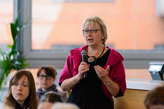 International Women's Day, Breakfast with Professor Laura McAllister, 8 March 2013 / Diwrnod Rhyngwladol y Menywod, Brecwast gyda Yr Athro Laura McAllister, 8 Mawrth 2013