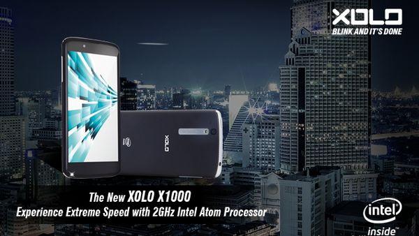 цена Lava XOLO X1000