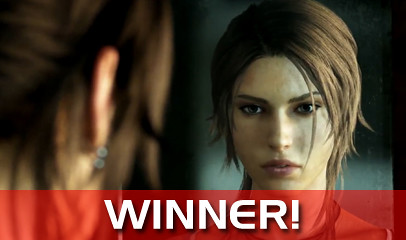 Winner Announced: Tomb Raider + Metal Gear Rising: Revengence on PlayStation 3