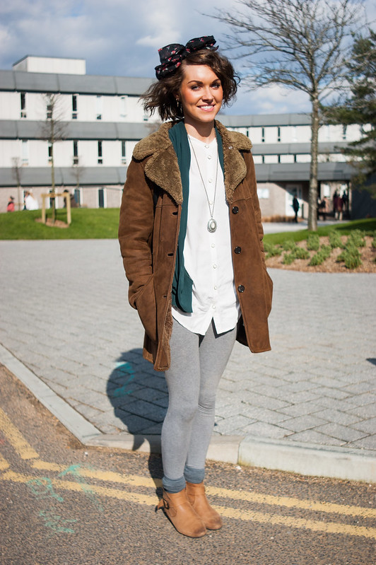 Street Style - Megan, Bournemouth University