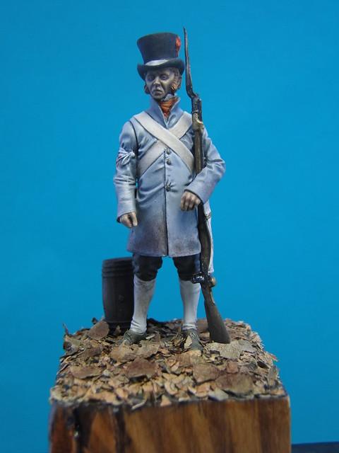 French Soldier - Alexandro Models 70mm 8559387786_32bf2356cb_z