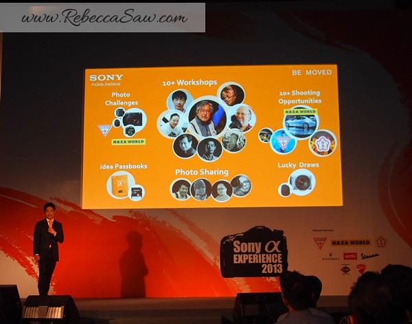 Sony Alpha Experience 2013 - sony NEX 3N DSLT A58-002