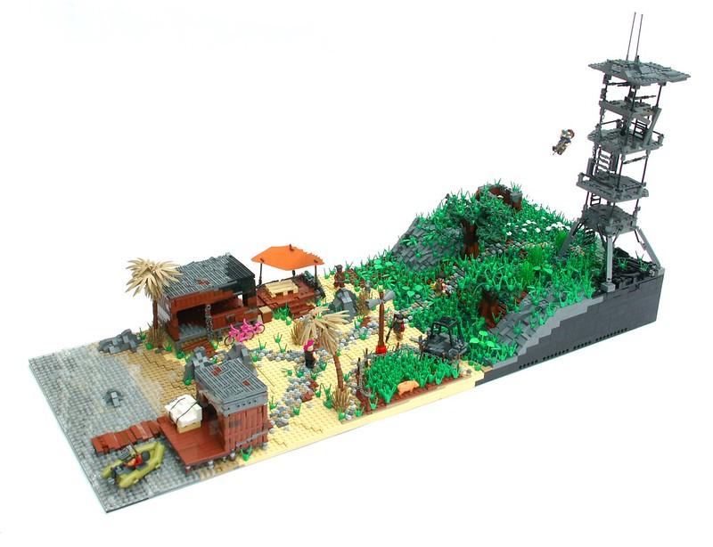 Лего фар край 3