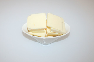 02 - Zutat Butter / Ingredient butter