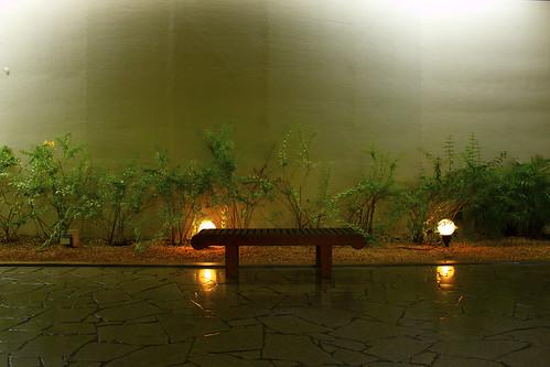 Shelter of Hotel Nikko Guam