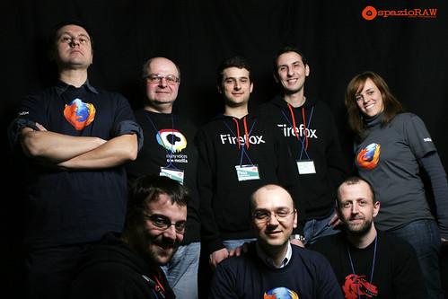 Mozilla Italia a Fa' la cosa giusta 2013