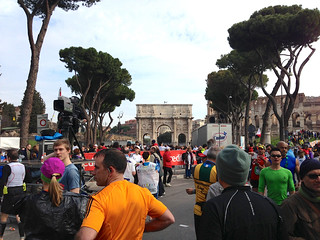 Maratona di Roma 2013