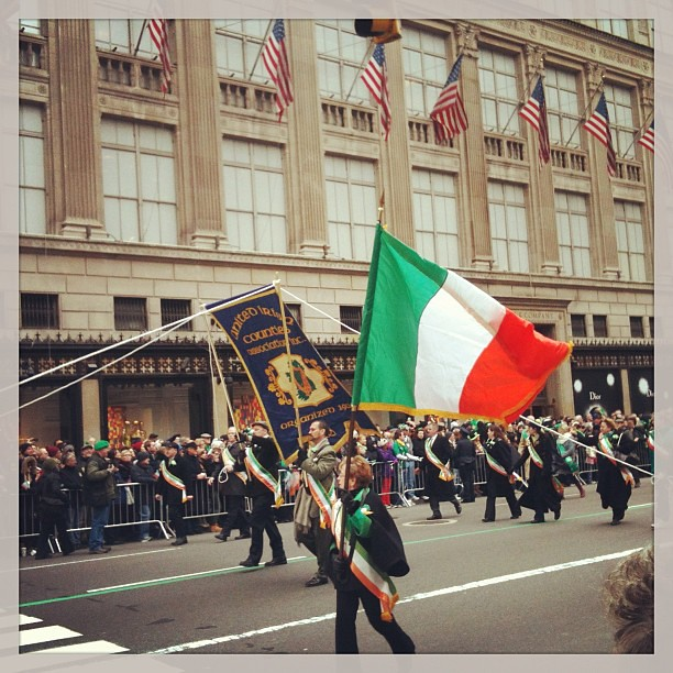 Saint Patrick Day Parade