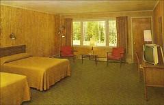 Ledge Rock Motel, Wilmington NY
