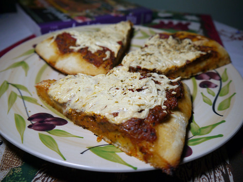 2013-03-17 - VMP Pile-It-On Pepperoni Pizza - 0002