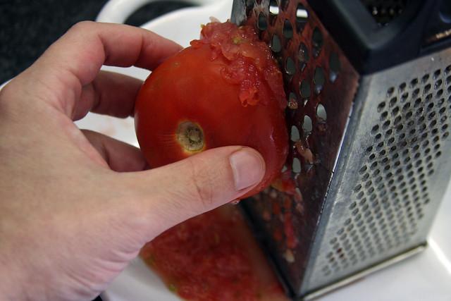 Rallando Tomate