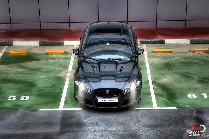 2013 Jaguar XFR top.jpg