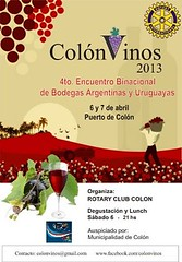 Colón Vinos 2013, evento solidario