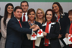 colecta cruz roja