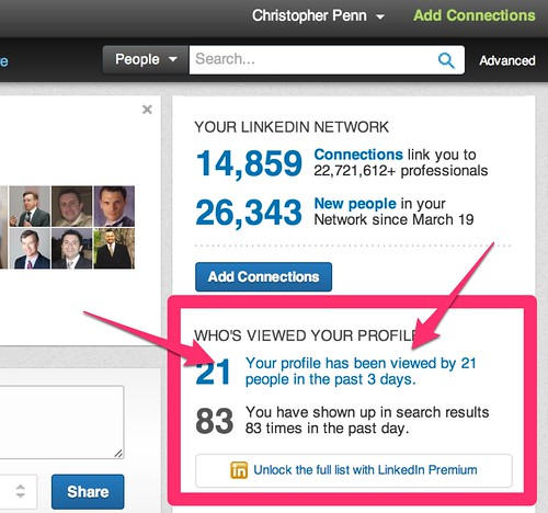 Welcome!   LinkedIn