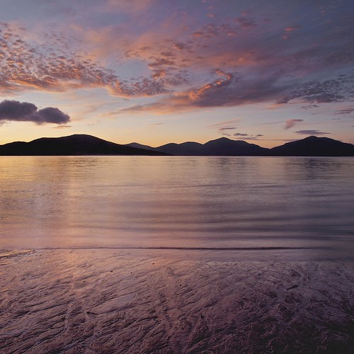 Taransay by Christopher Swan