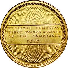 Newman Humbert $10 reverse
