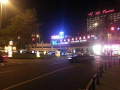 Traffic Jam in Taipa
