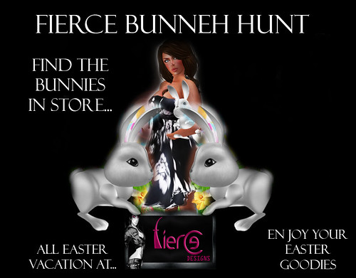 fierce bunneh hunt