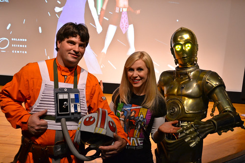Clone Wars' Ashley Eckstein
