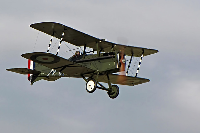 Royal Aircraft Factory SE5A - ZK-SEO