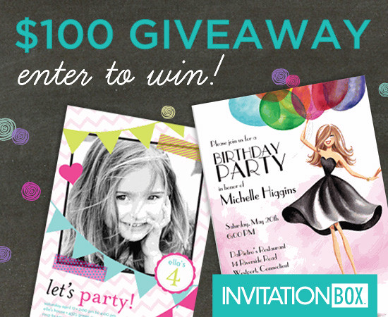 Hi Sugarplum | Invitation Giveaway