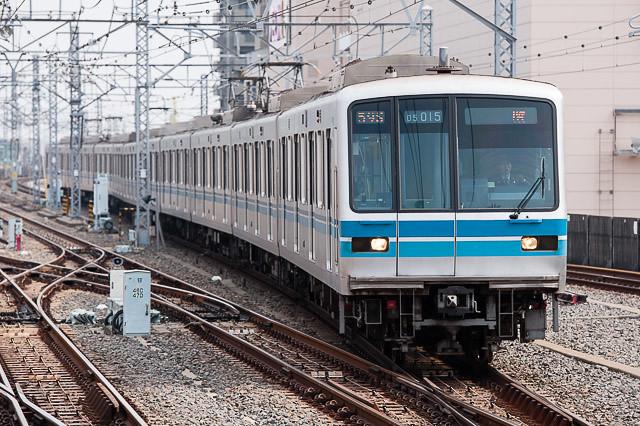 東京メトロ東西線05系 15F