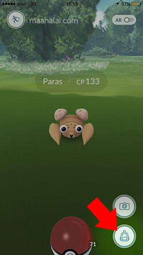 Pokemon Go razz berry