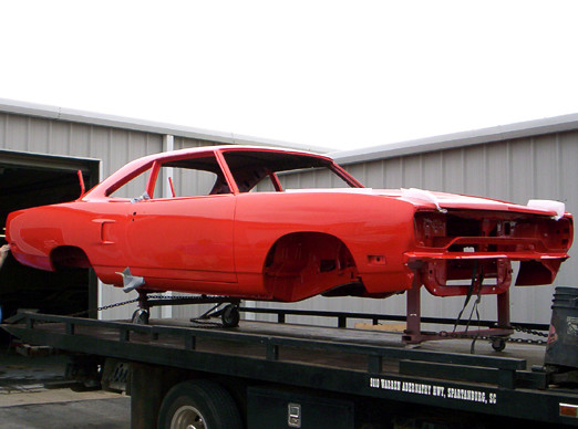 1970 Plymouth Road Runner - Hodge Restorations