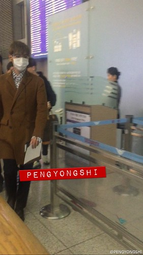TOP - Incheon Airport - 05nov2015 - PENGYONGSHI - 03