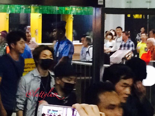 Big Bang - Jakarta Airport - 01aug2015 - luttylutz - 01