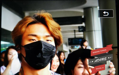 Big Bang - Gimpo Airport - 23aug2015 - ADORE_TD - 08
