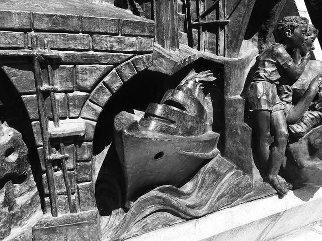 Trento De Gasperi Monument
