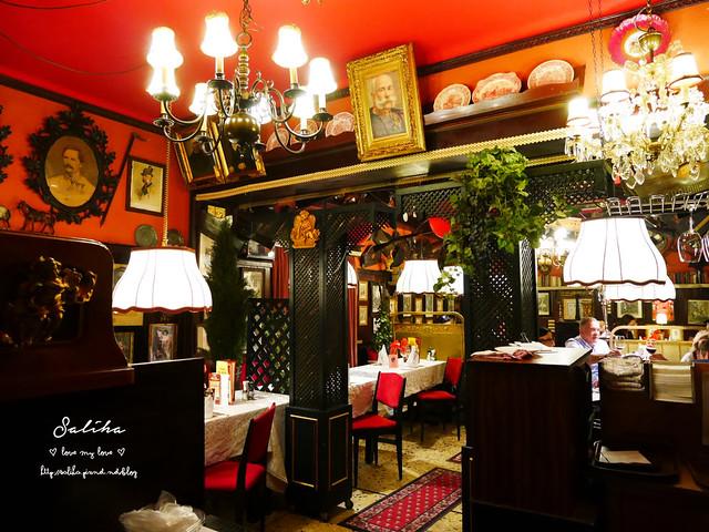 奧地利維也納餐廳推薦Marchfelderhof restaurant紅頂商人 (21)