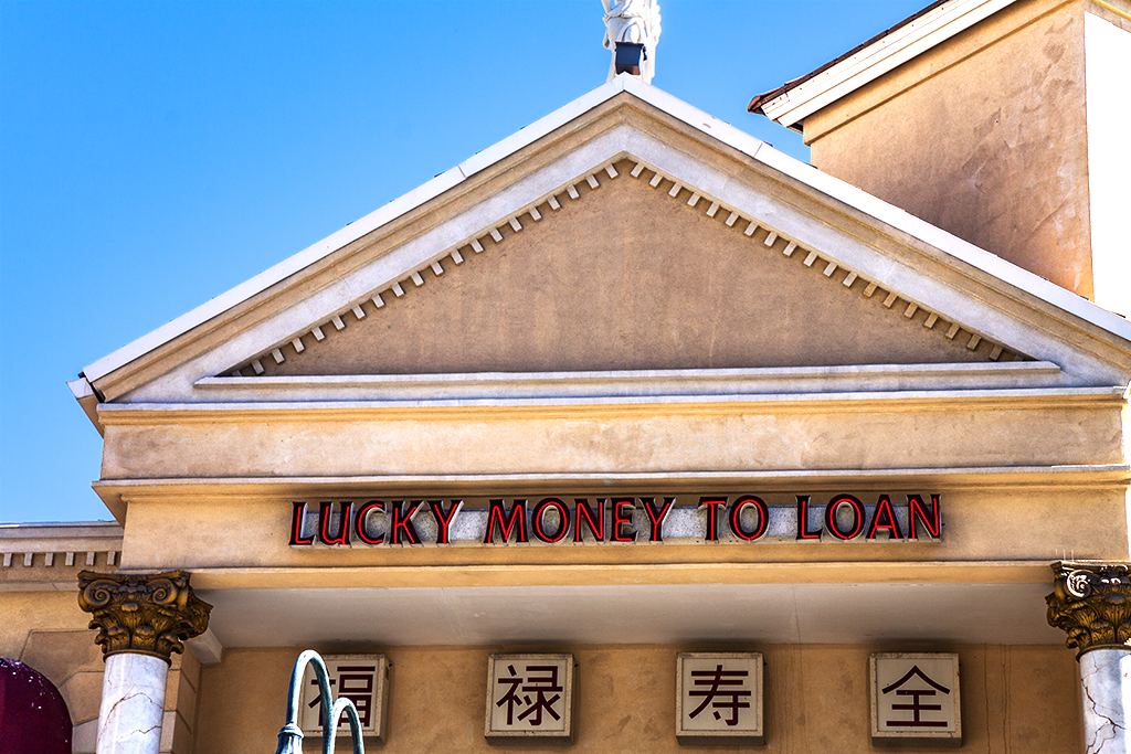 LUCKY MONEY TO LOAN--Reno