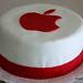 Bolo Apple ... só para verdadeiros fãs!