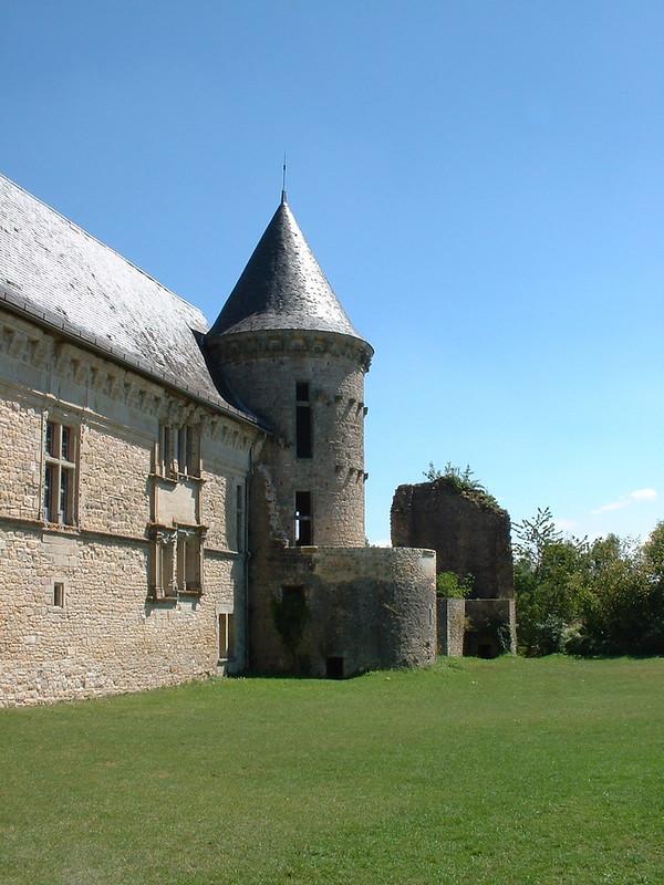 Assier : Château Renaissance du XVIe
