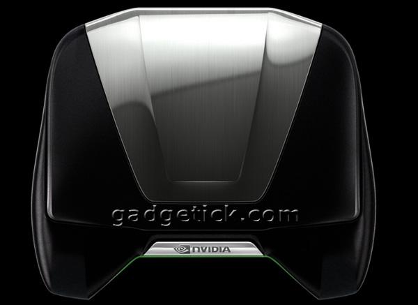 Project Shield на чипе Tegra 4 от NVIDIA