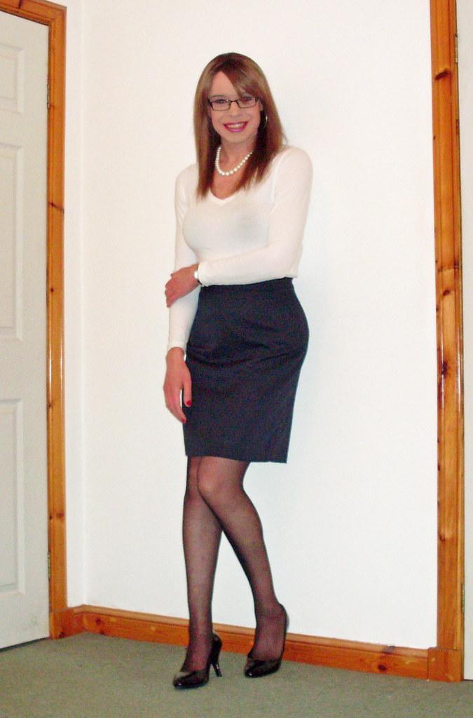 Understand Crossdresser heels flickr think, that