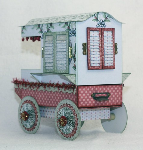 Gypsy Caravan Christmas Version