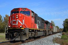 CN/IC'S Fulton Sub