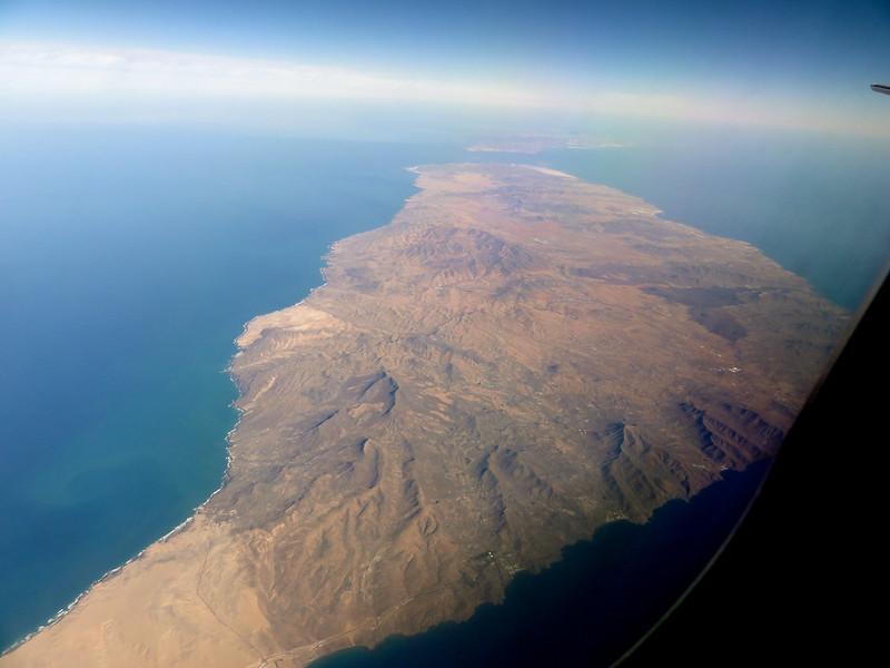 Fuerteventura by air