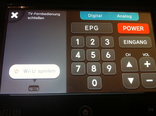 WiiU TV