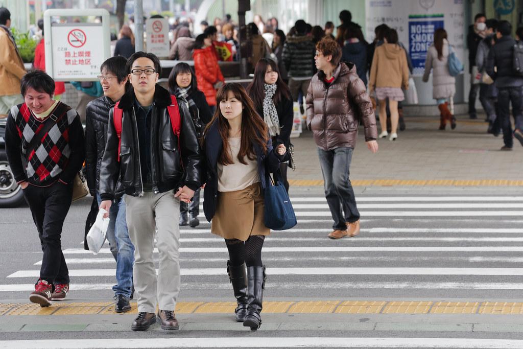 Onoedori 8 Chome, Kobe-shi, Chuo-ku, Hyogo Prefecture, Japan, 0.005 sec (1/200), f/5.6, 140 mm, EF70-300mm f/4-5.6L IS USM